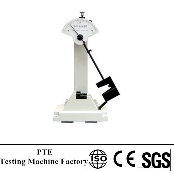Manual Pendulum Charpy Impact Testing Machine