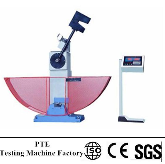 آلة اختبار تأثير الرقمية