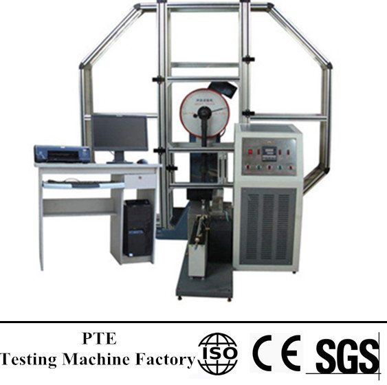 JBDW-300C Computer Screen Display Pendulum Impact Testing Machine with with low temperature chamber