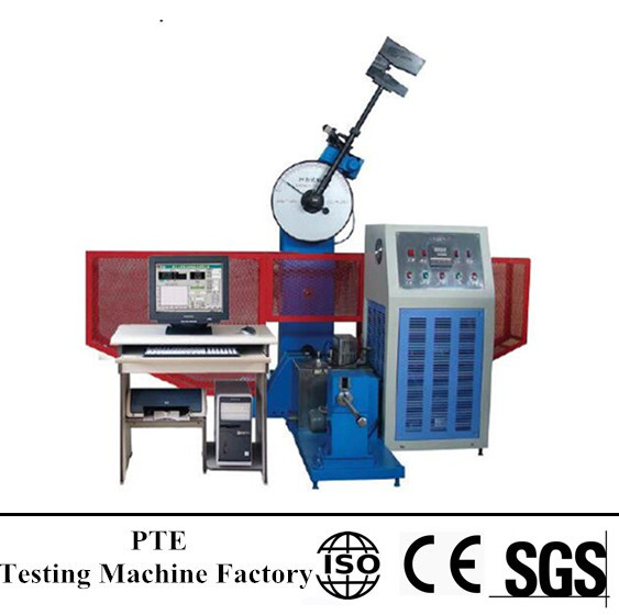 JBDW-500C Computer Screen Display Pendulum Impact Testing Machine with with low temperature chamber