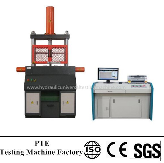 Computer Control Bending Testing Machine for Metal Sheet and Round Bar