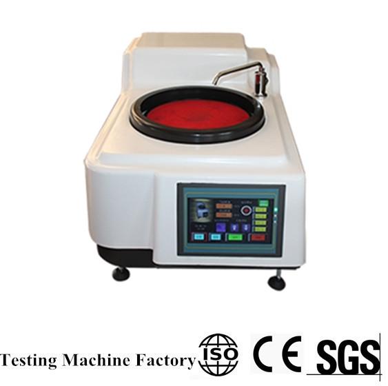 MP-1S Metallographic sample grinding and polishing machine