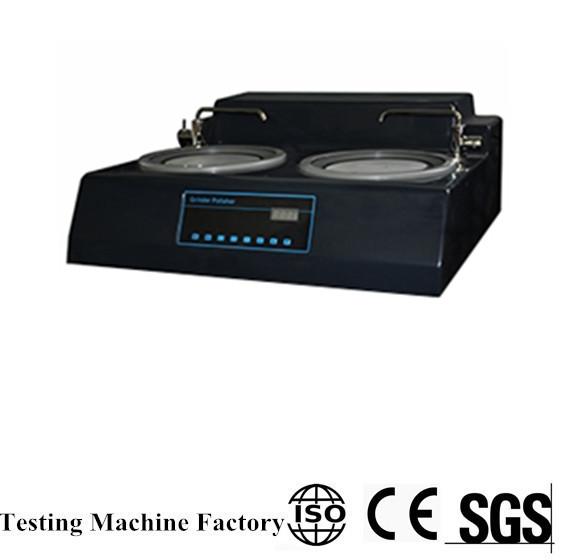MP-260E Metallographic sample grinding and polishing machine(black)