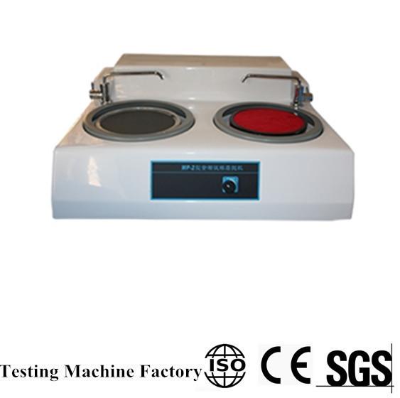 MP-2B Metallographic sample grinding and polishing machine