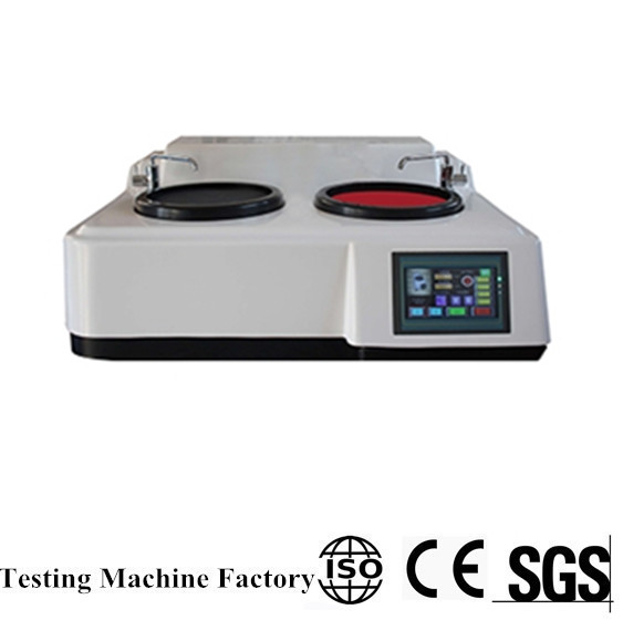 MP-2S Metallographic sample touch screen polishing machine