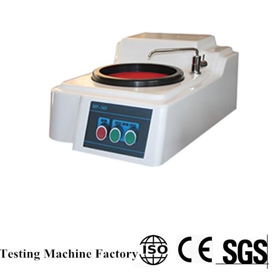 Mp-160 Metallographic grinding and polishing machine