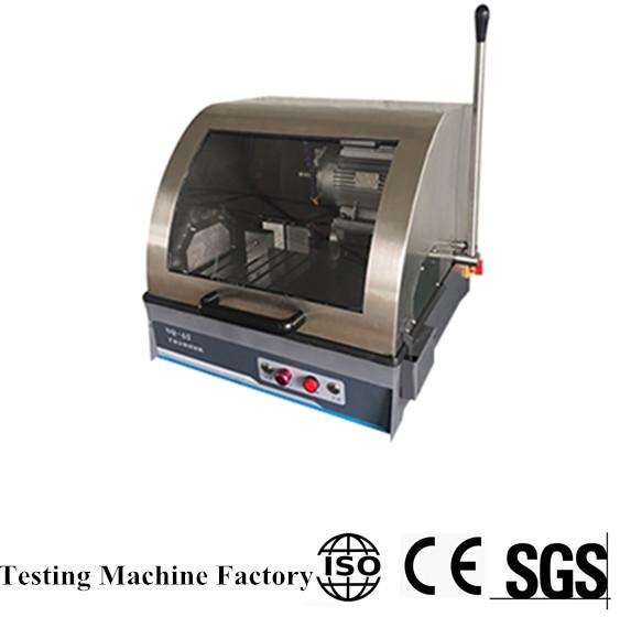 SQ-60 Metallographic specimen cutting machine