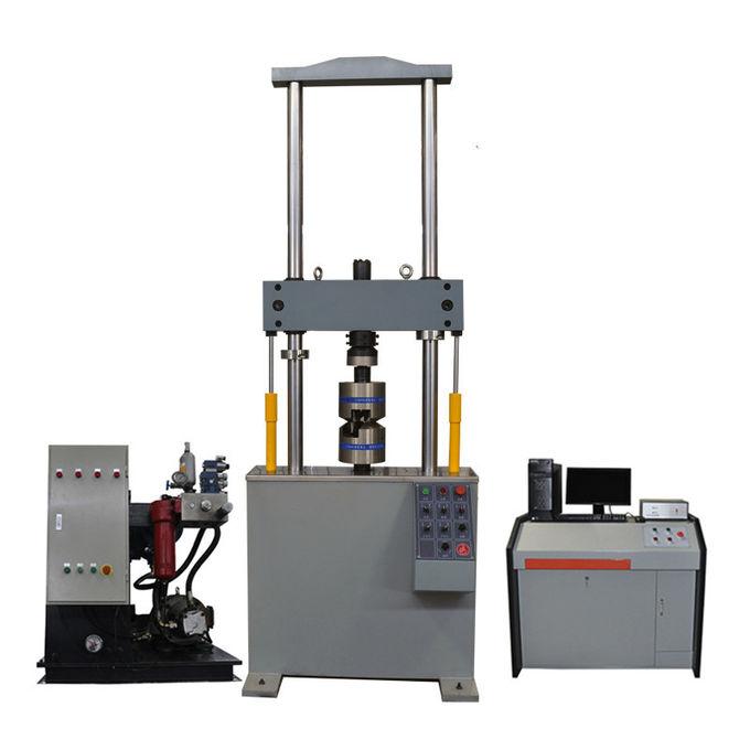 vertical fatigue testing machine