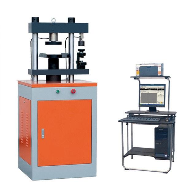 compression test machine for concrete